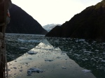 On the way to Tracy Arm